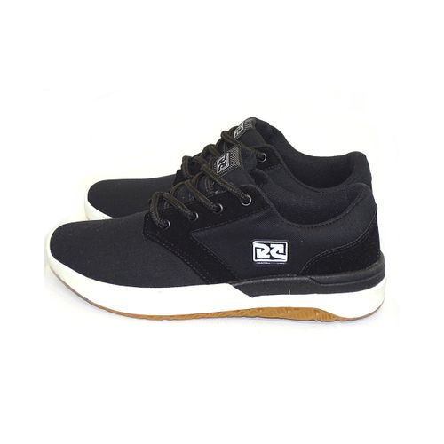 Lateral Tenis Street Yorker Preto
