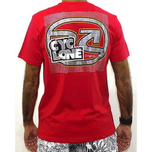 Costas Camisa New Metal Vermelho