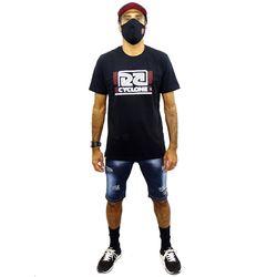 Look Camisa Future New Preto