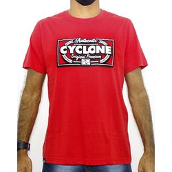 Camisa Label New  Vermelho