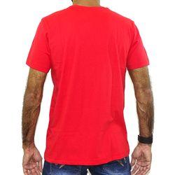 Costas Camisa Label New  Vermelho