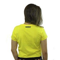 Costas Baby Look Trade Mark Metal Amarelo
