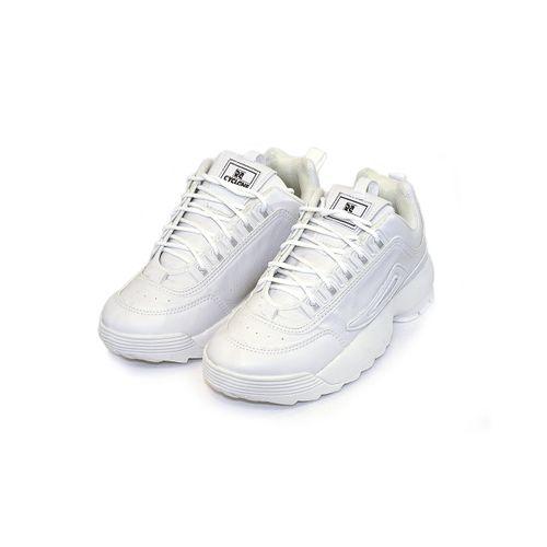 Tênis Track Sneaker Branco