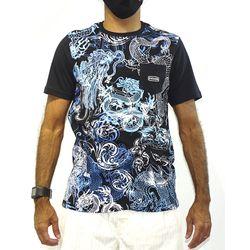 Camisa Dragon Azul