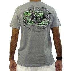 Costas Camisa Draw Metal  Mescla