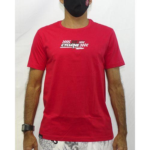 Camisa Race Metal Vermelho