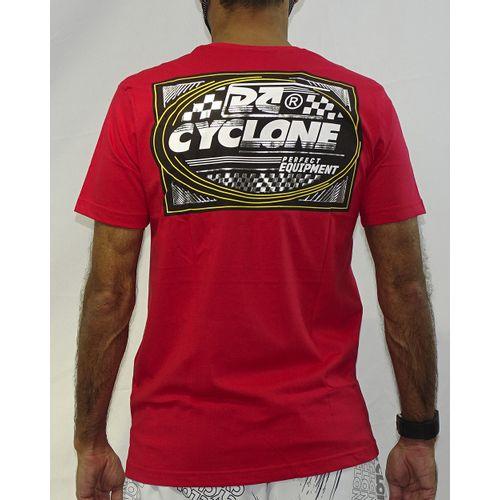 Costas Camisa Race Metal Vermelho