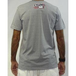 Costas Camisa Name Metal Mescla