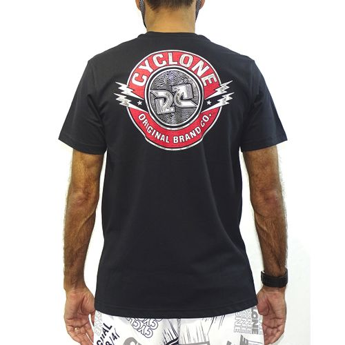Costas Camisa Thunder Preto