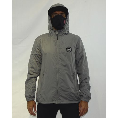 Casaco Windbreak  Smooth Chumbo