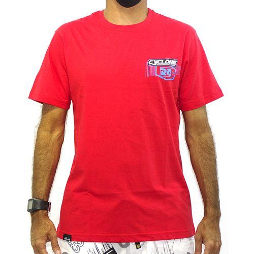 Camisa Dinamic Metal  Vermelho