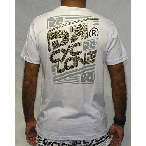 Costas Camisa Fashion Metal  Branco