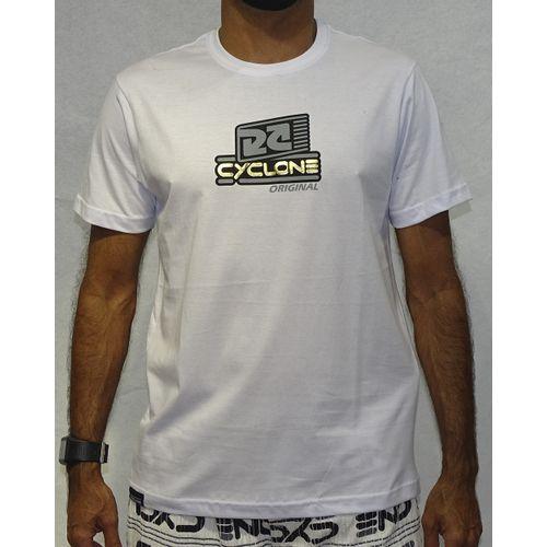 Camisa Fashion Metal  Branco