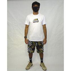 Look Camisa Roma Silk Branco