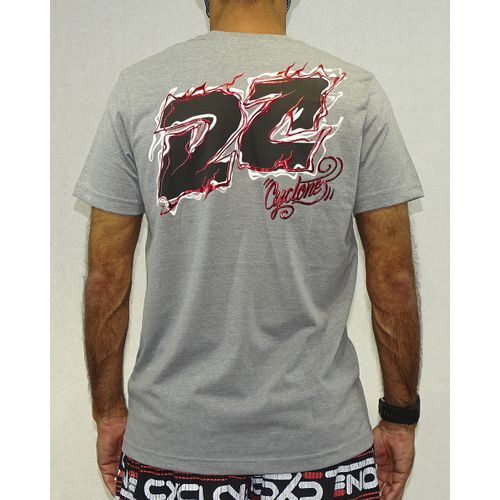 Costas Camisa Fire Metal  Mescla