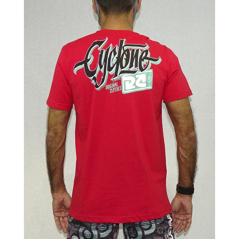 Costas Camisa Patmos Silk Vermelho