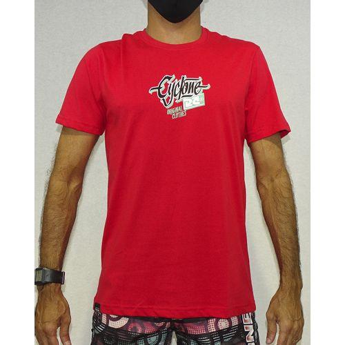 Camisa Patmos Silk Vermelho