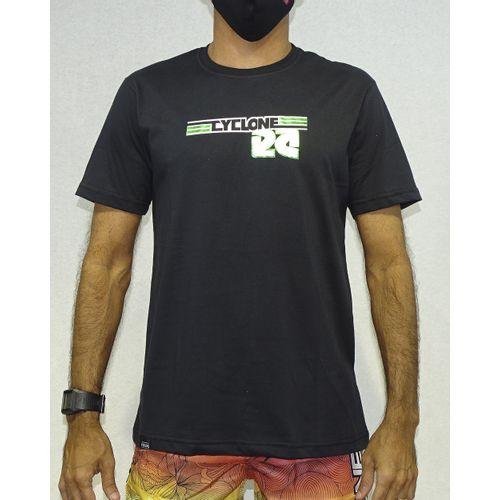 Camisa Geometrico Metal Preto