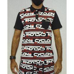 Camisa Polo Fashion Vermelho