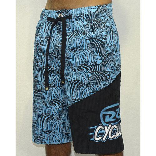 Bermuda-Veludo-Savana-Azul-Frente
