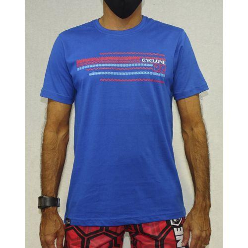 Camisa-Asteca-Silk-Royal-Frente