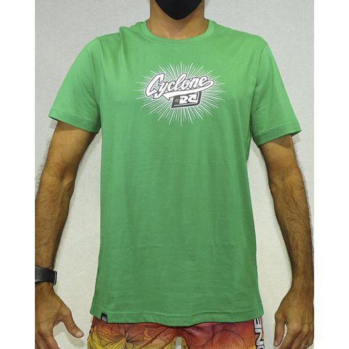 Camisa-Raios-Metal-Verde-Frente
