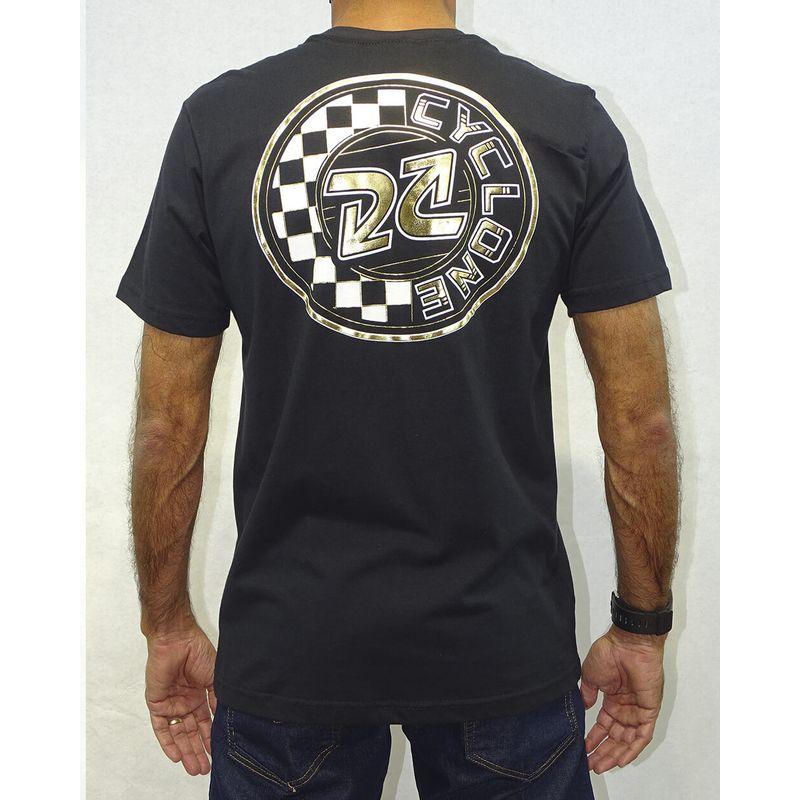 Camisa-Boracay-Metal-Preto