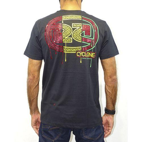 Camisa-Mhayman-Rasta-Metal-Preto
