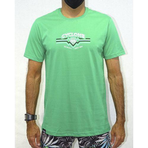 Camisa-Barbuda-Metal-Verde-Frente