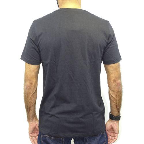 Camisa-Relax-Camouflage-Preto-Costas