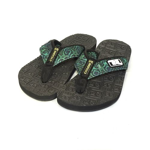 Chinelo-Deck-Logo-Forest-Verde