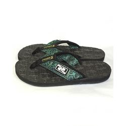 Lateral-Chinelo-Deck-Logo-Forest-Verde