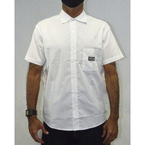Camisa-Tecido-Aran-Metal-Branco