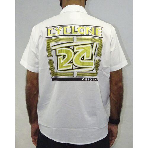 Costas-Camisa-Tecido-Aran-Metal-Branco