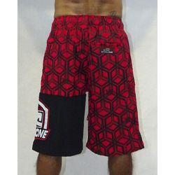Costas-Bermuda-Veludo-Hexagon-Vermelho