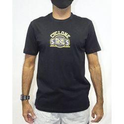 Frente-Camisa-Chains-Metal-Preto