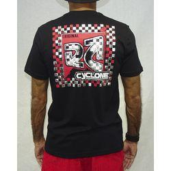 Camisa-Xadrez-Metal-Preto