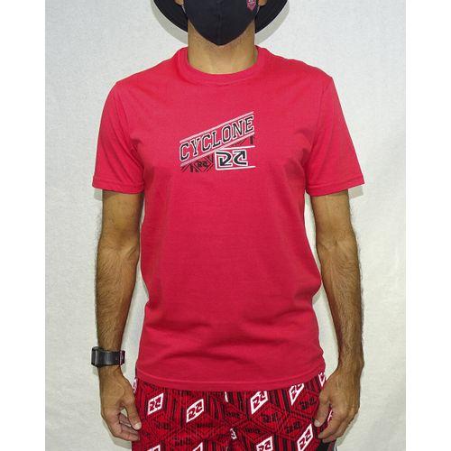 Frente-Camisa-New-Mosaic-Metal-Vermelho