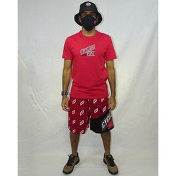 Look-Camisa-New-Mosaic-Metal-Vermelho