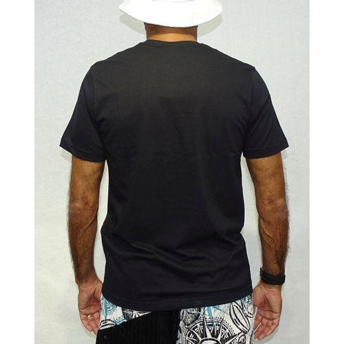 Costas-Camisa-Relax-Floral-Gothic-Preto