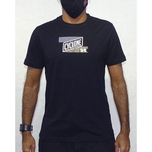 Frente-Camisa-New-Lines-Metal-Preto