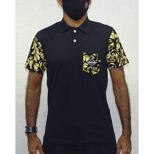 Camisa-Polo-Roma-Preto