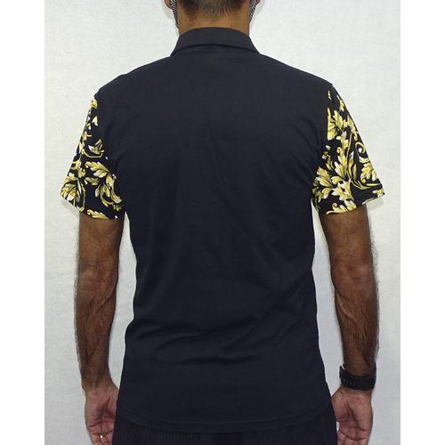 Costas-Camisa-Polo-Roma-Preto