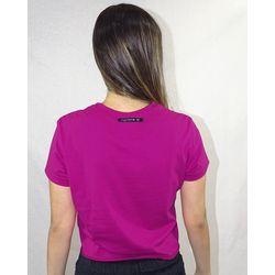 Costas-Baby-Look-Menorca-Metal-Pink