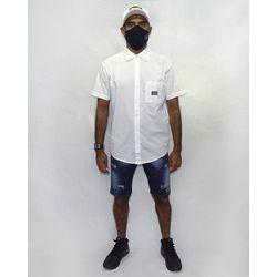 Look-Camisa-Tecido-Xadrez-Metal-Branco