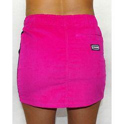 Costas-Saia-Veludo-Camuflado-Letter-Light-Pink