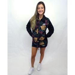 Look-Jaqueta-Feminina-Veludo-New-Tiger-Preto