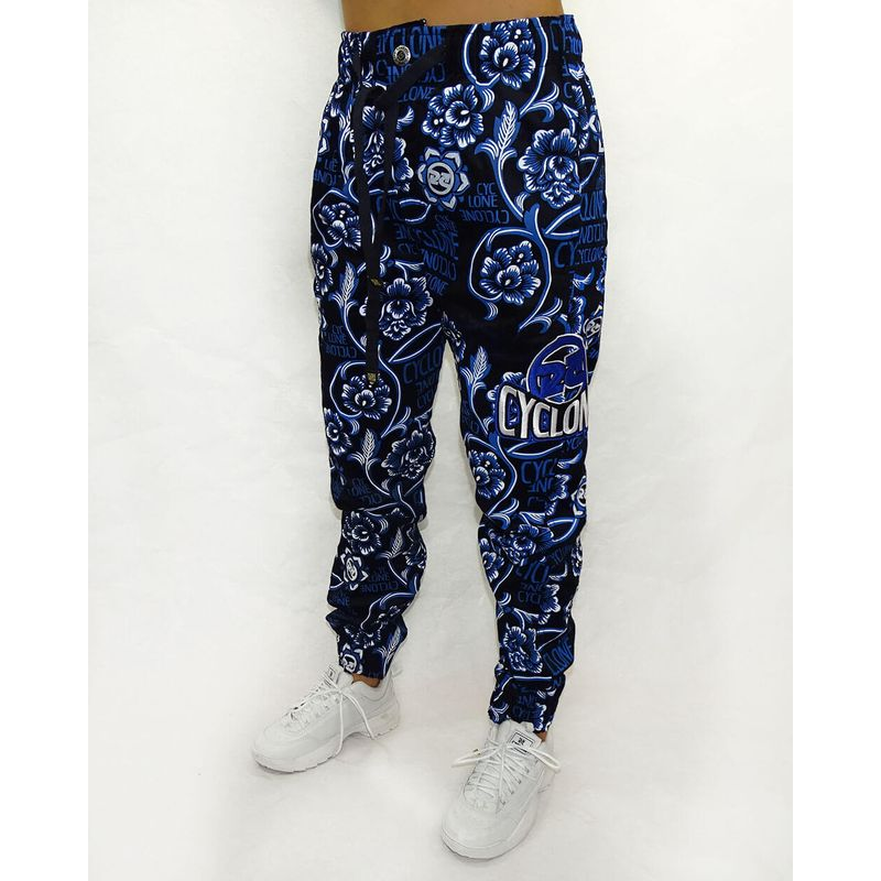 Calca-Veludo-Fem-Slim-Gothic-Azul