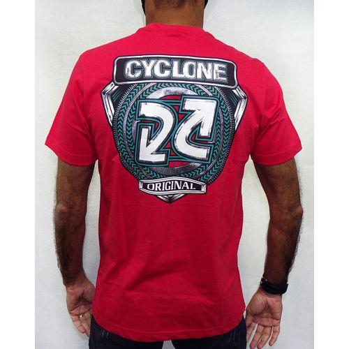 Camisa-Menorca-Metal-Vermelho
