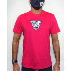 Frente-Camisa-Menorca-Metal-Vermelho